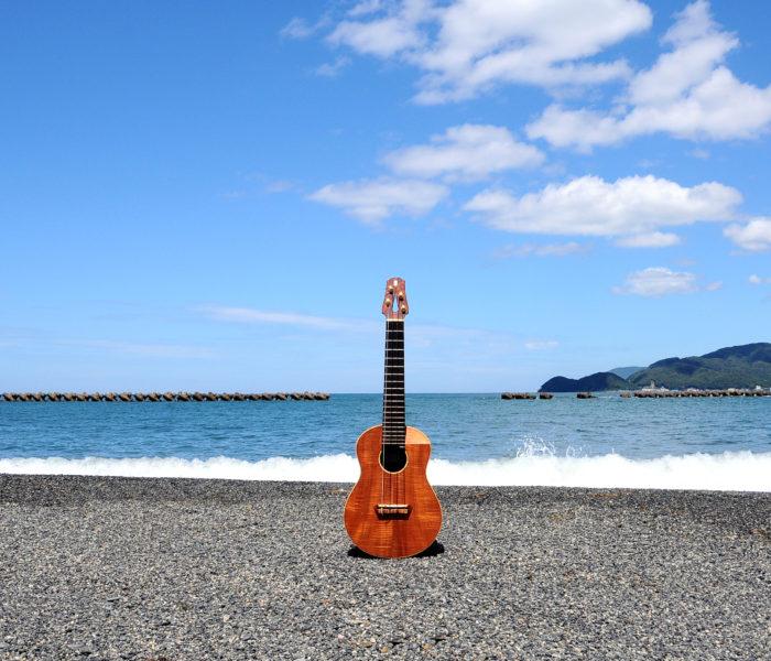 Blue Sky & the sea