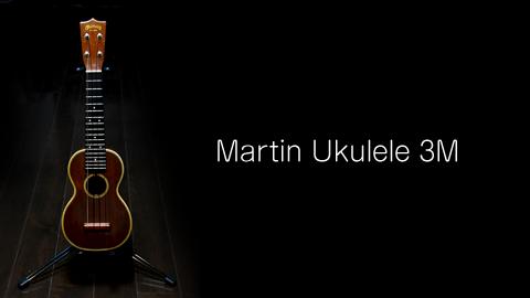 Martin Ukulele 3M(1950)